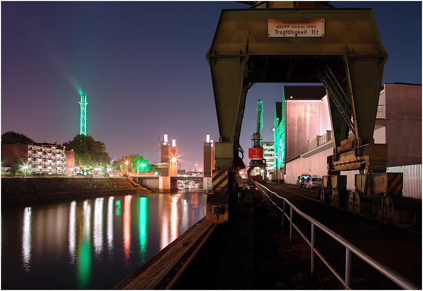 RWSG - Verladung - Duisburg Innen Hafen IV