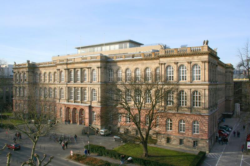 RWTH Aachen - Hauptgebäude Templergraben