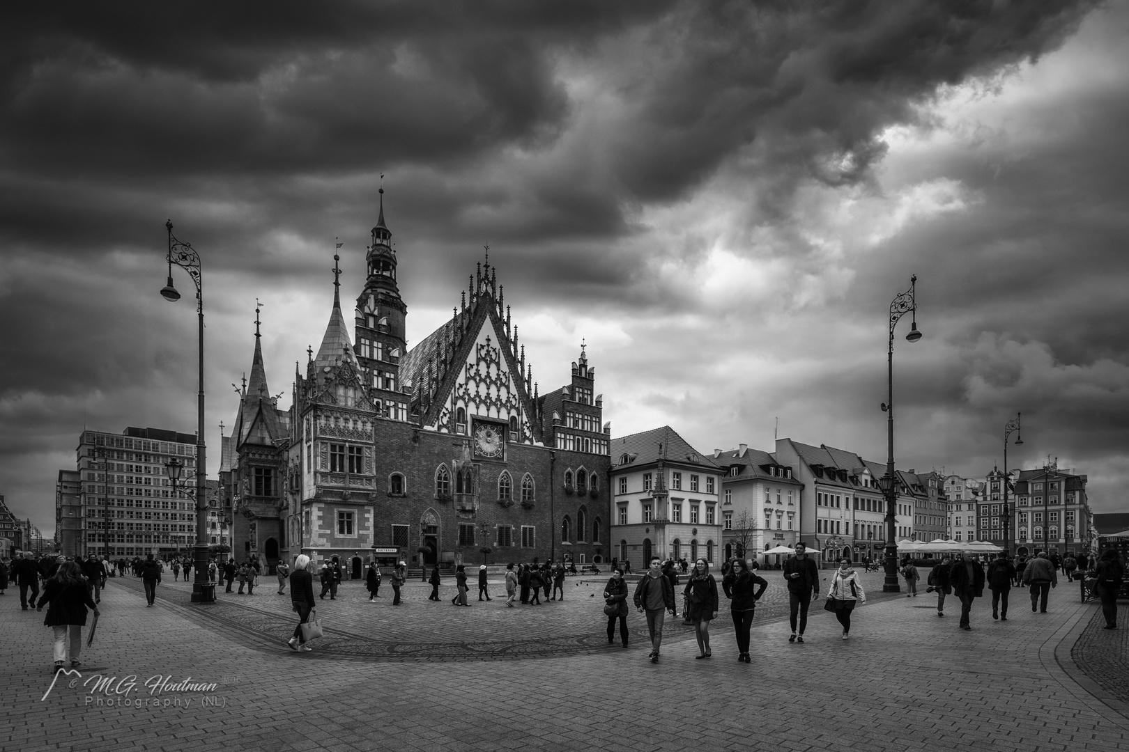 Rynek, Market Square - Wroc?aw (PL)