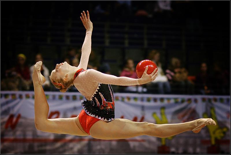 Rythmische Sportgymnastik II