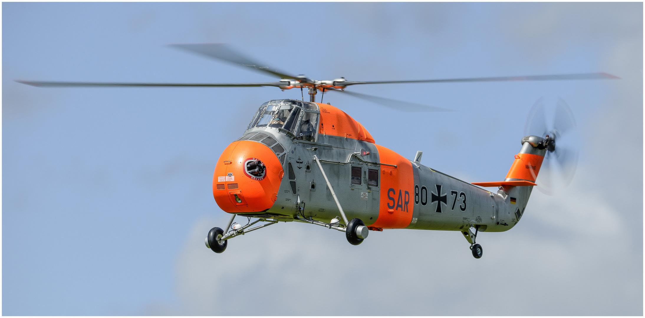 S A R Hubschrauber