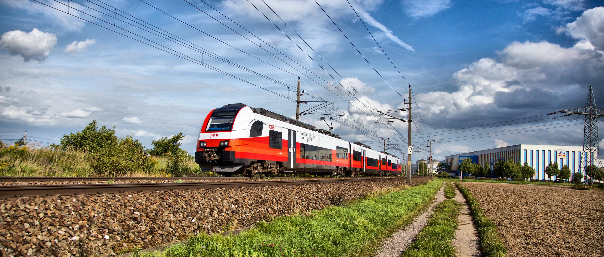 S-Bahn cityjet