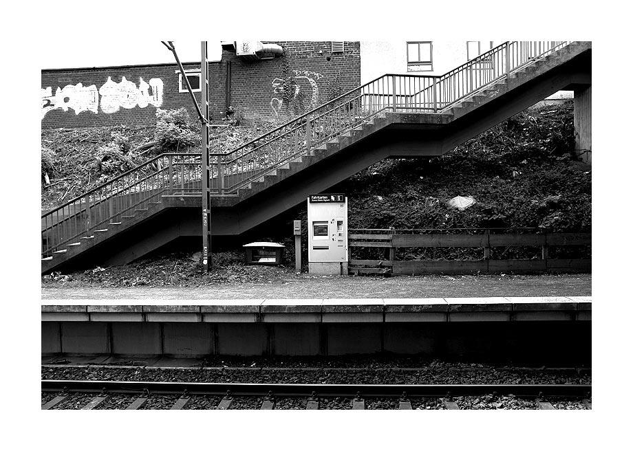 S-Bahn Haltestelle Essen Süd