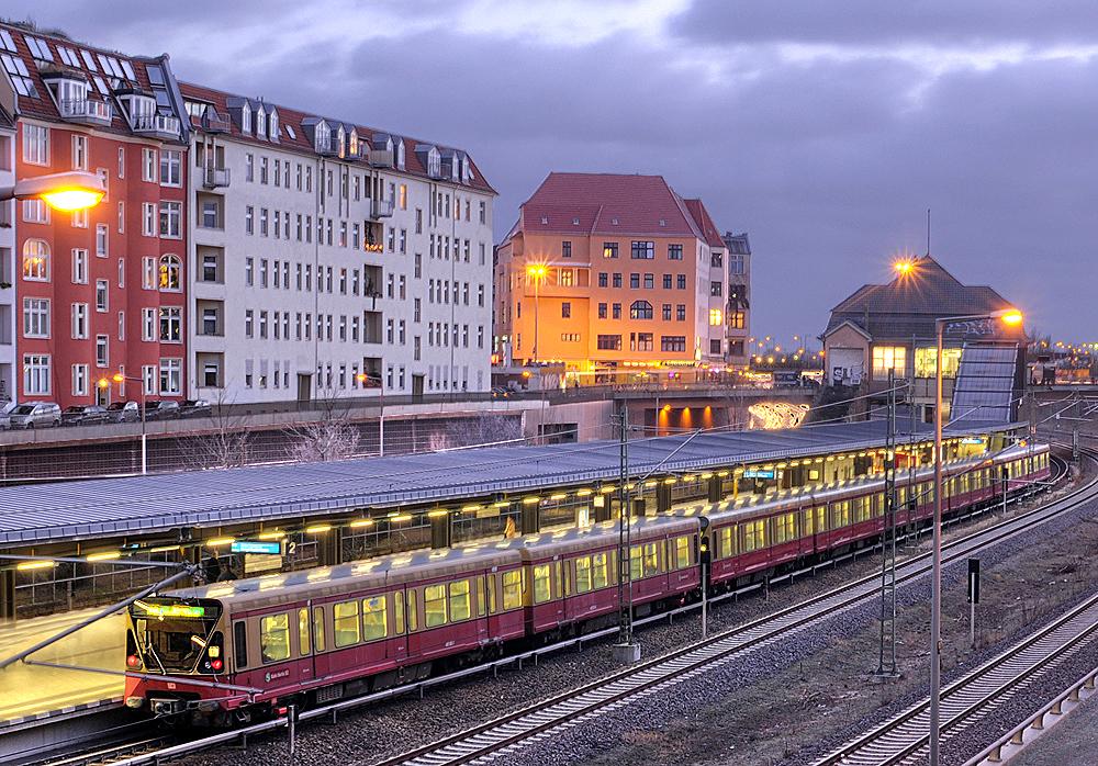 S Bahn Messe