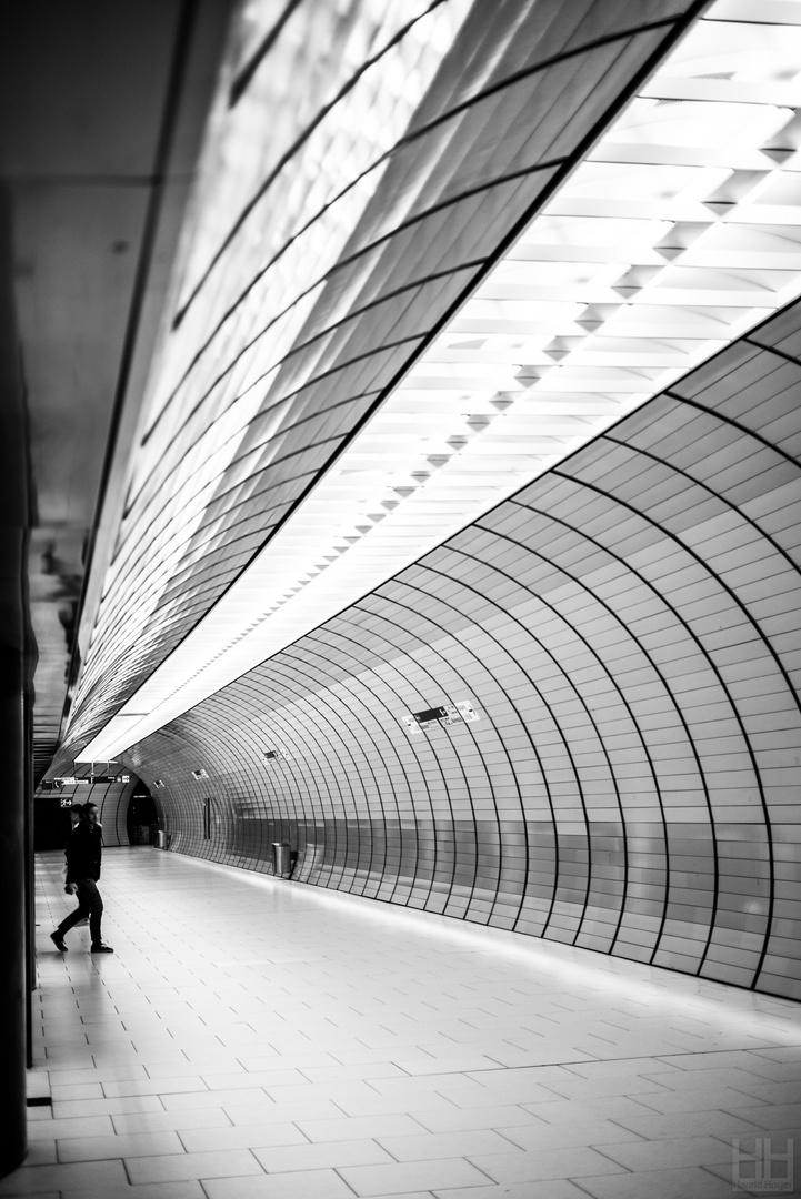 S-Bahn Tunnel
