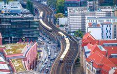S-Bahn Würmchen