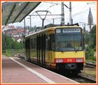 S-Bahnen Treffen in Bretten