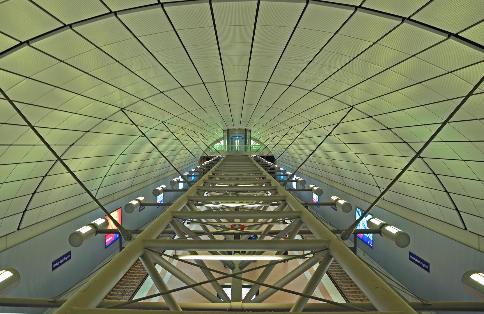 S Bahnhof Airport Hamburg