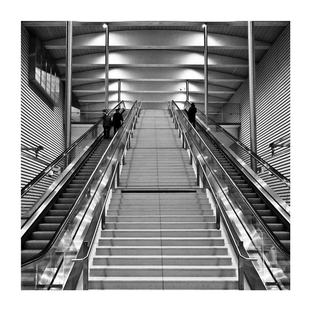 S-Bahnstation Markt Leipzig