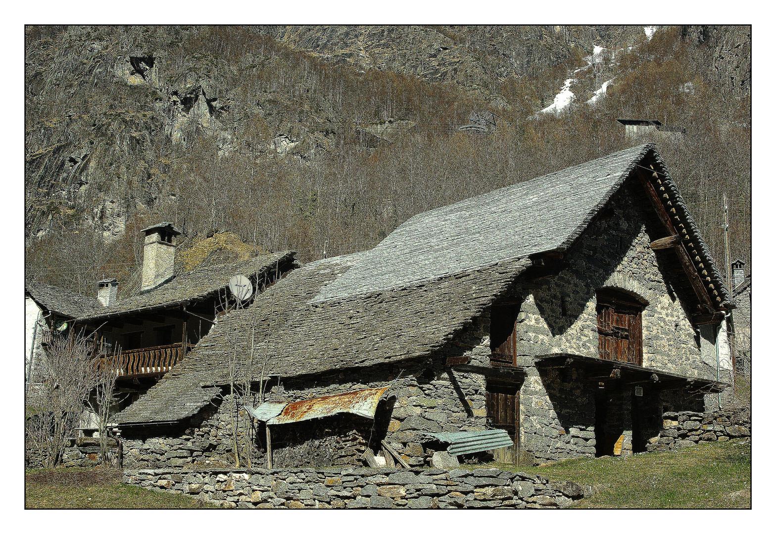S. Carlo; das Dorf am Ende der Strasse 11