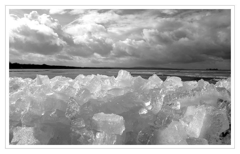 `s ist immer noch Eiszeit....