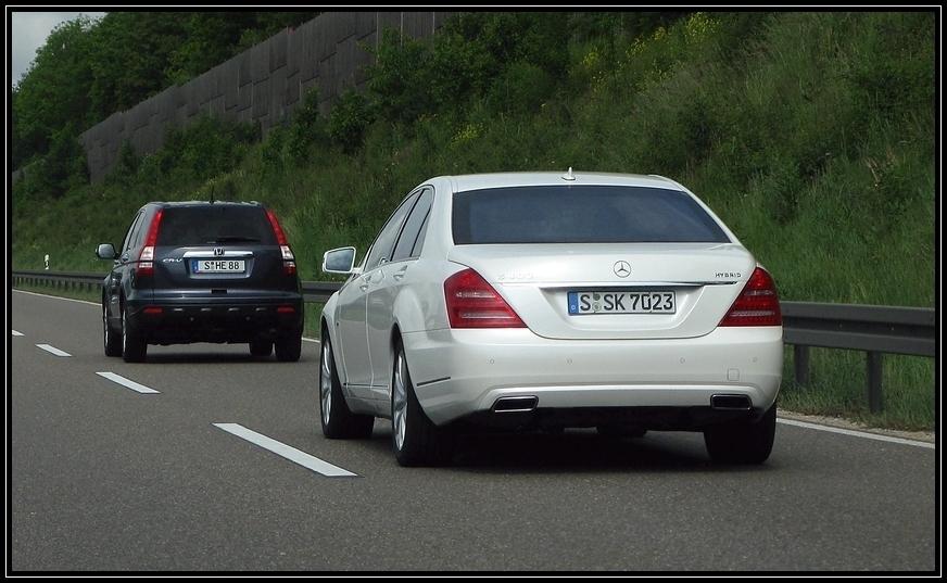 S-Klasse Hybrid