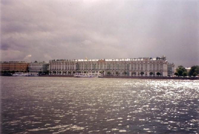 S. Pietroburgo e la Neva