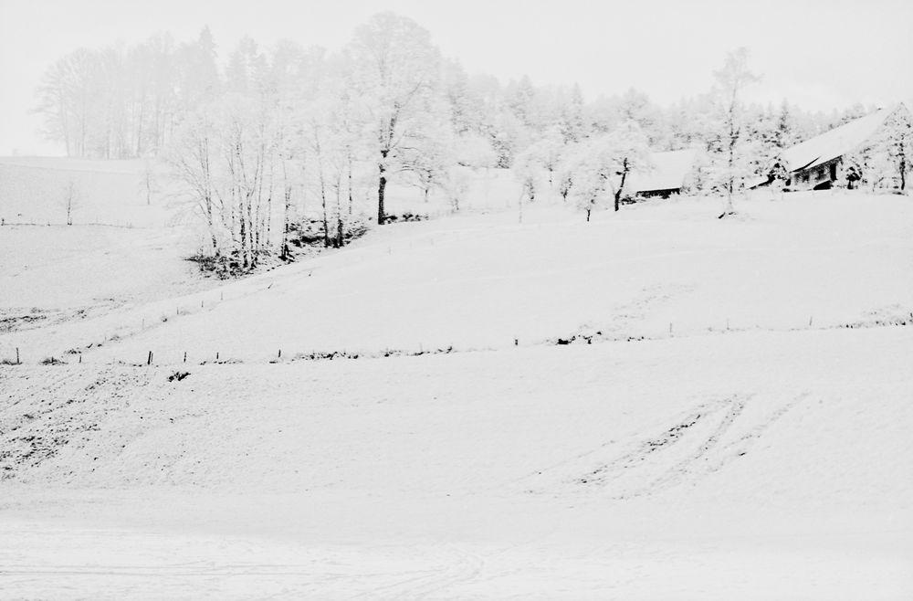 's schneit ....