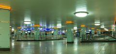 S und U-Bahnhof Brandenburger Tor Berlin