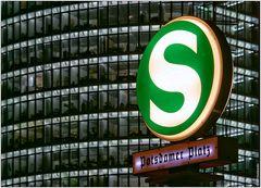 S wie Potsdamer Platz