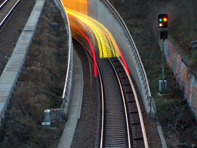 S1 nach Potsdam Hauptbahnhof