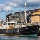 S.158 - SARON im Hafen von Skagen