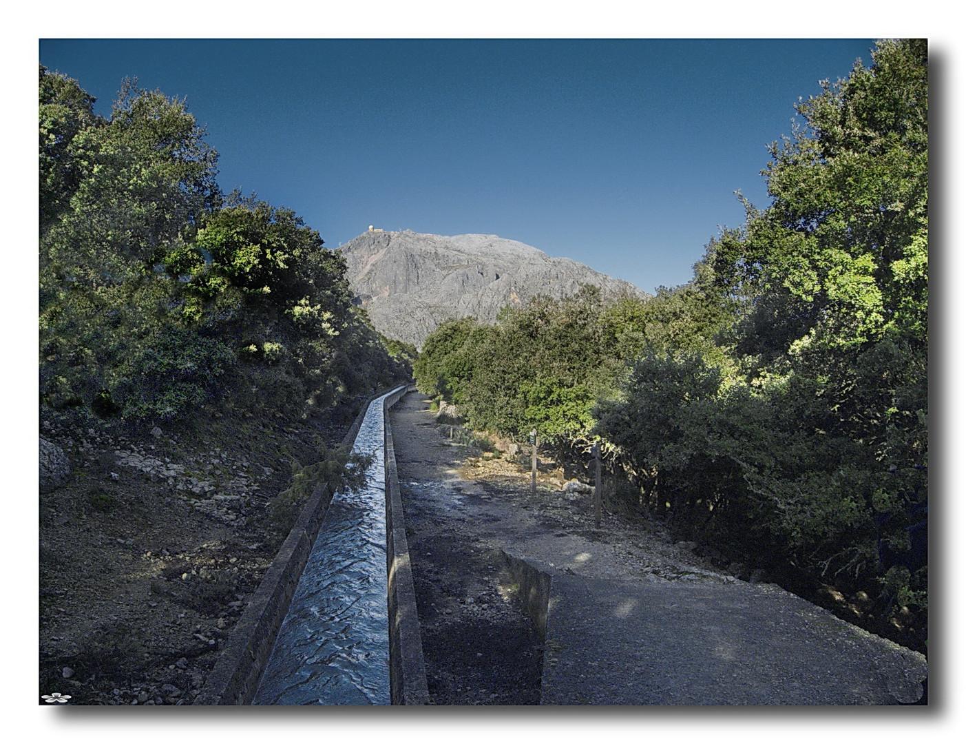 Sa canaleta -Puig Major