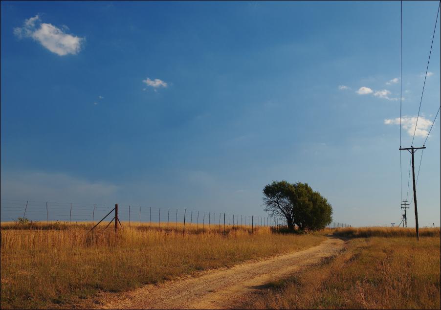 SA landscape impressions