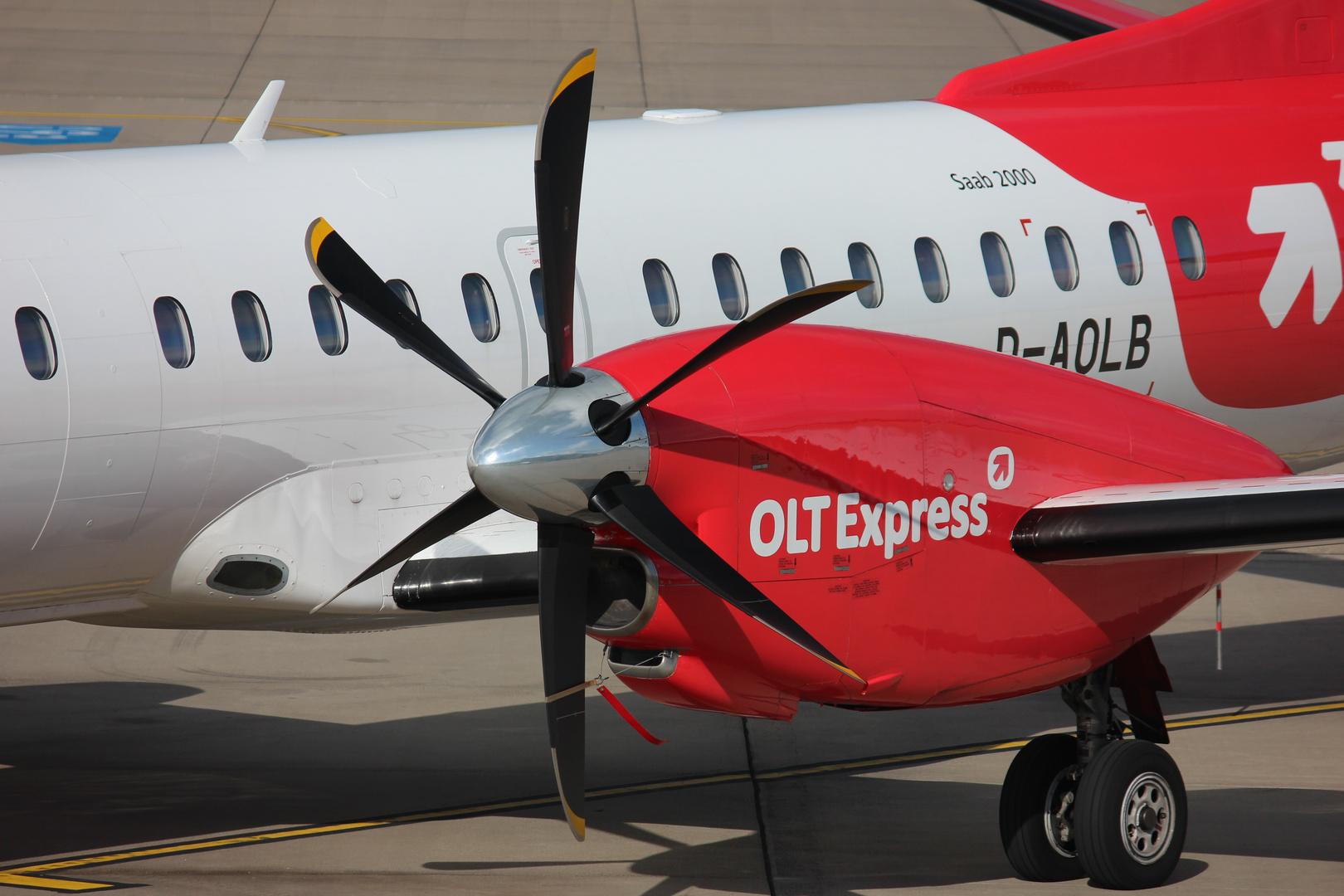 SAAB 2000 OLT-Express