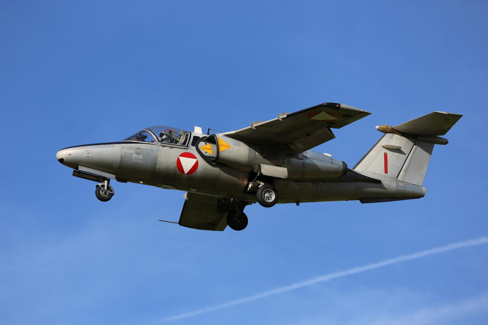 Saab J 105 OE