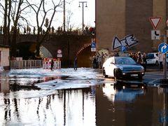 Saale-Hochwasser #2