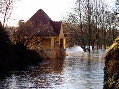 Saale-Hochwasser #4