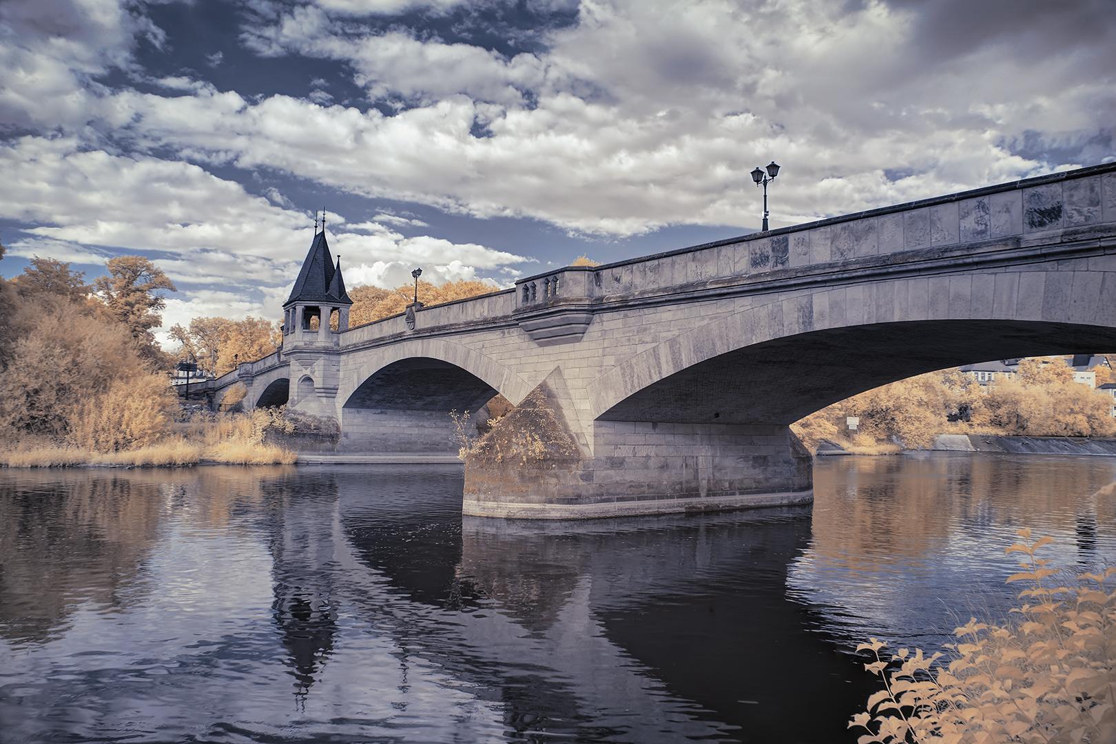 Saalebrücke [IR]