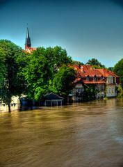 Saalehochwasser 2013 - #6