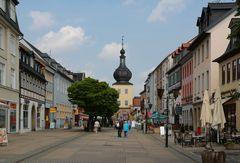 Saalfeld - Fußgängerzone