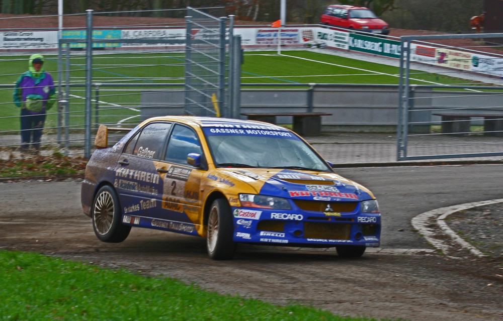 Saar-Pfalz-Rallye 2008