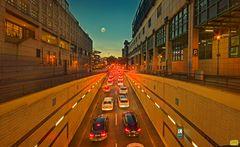 Saarbrooklyn Rush Hour