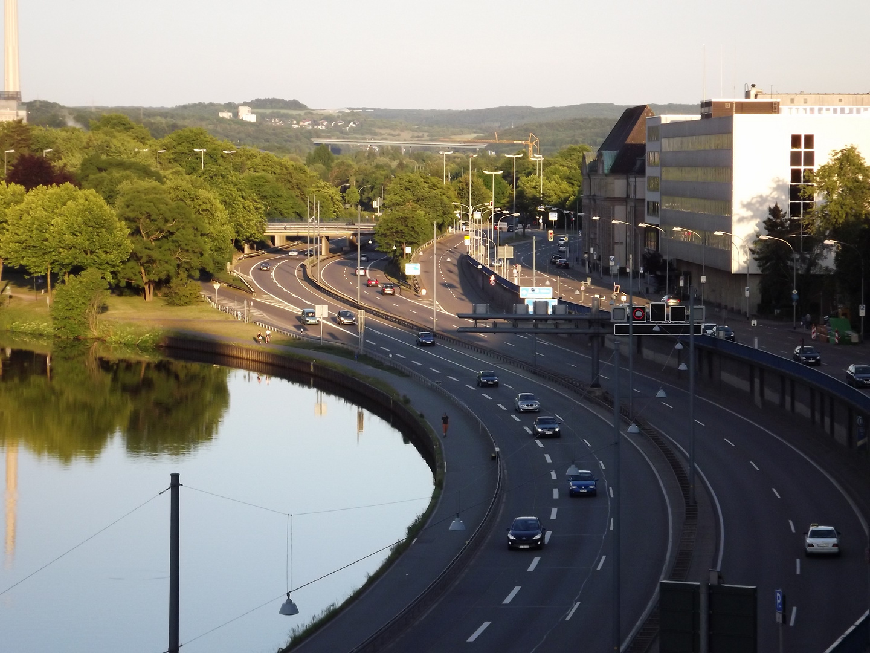Saarbrücken im Sommer 2011