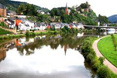 Saarburg Panorama