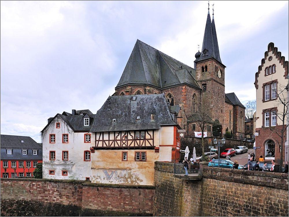 Saarburg - St. Laurentius