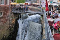 Saarburg - Wasserfall