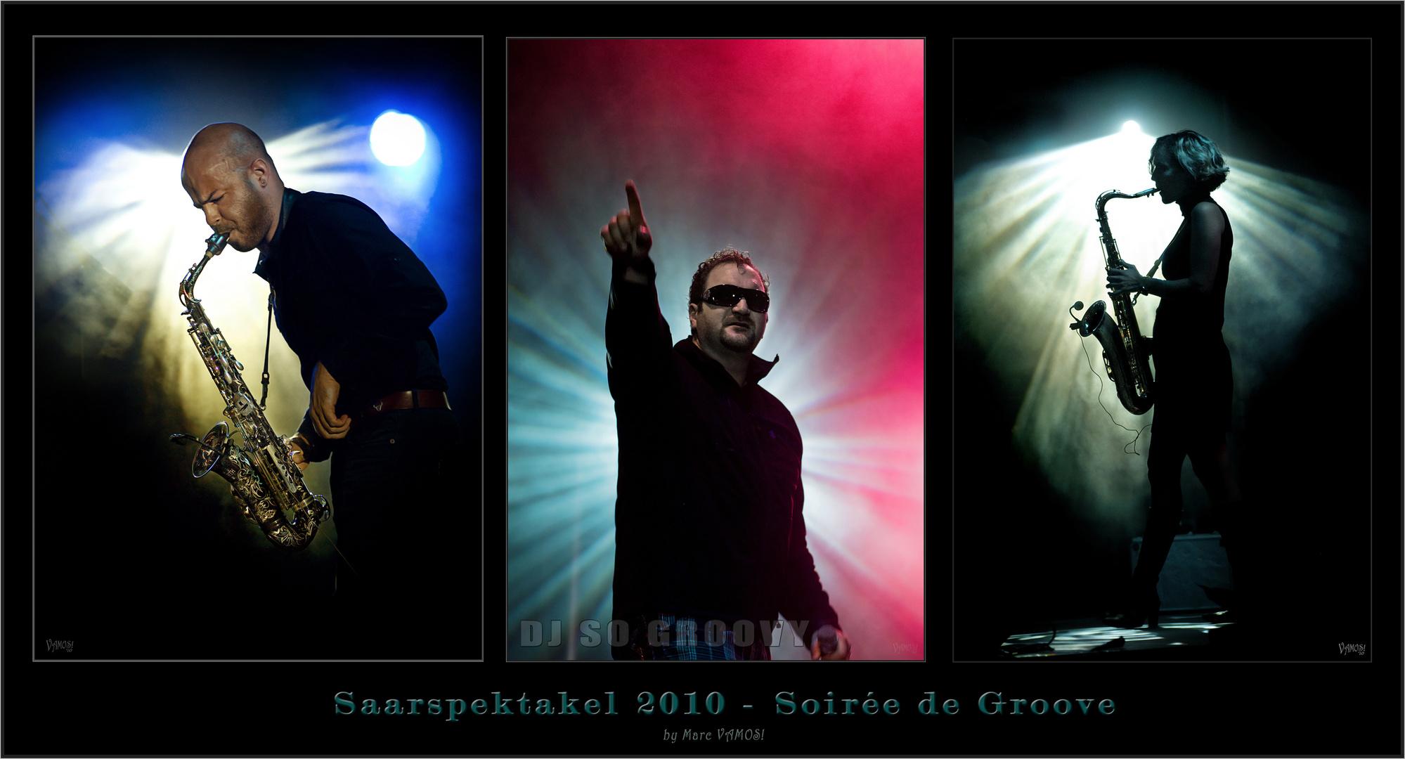 Saarspektakel 2010 - Soirée de Groove