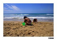 sabbia e sole