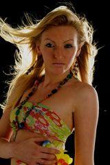 Modelo Sabrina van Bakkum