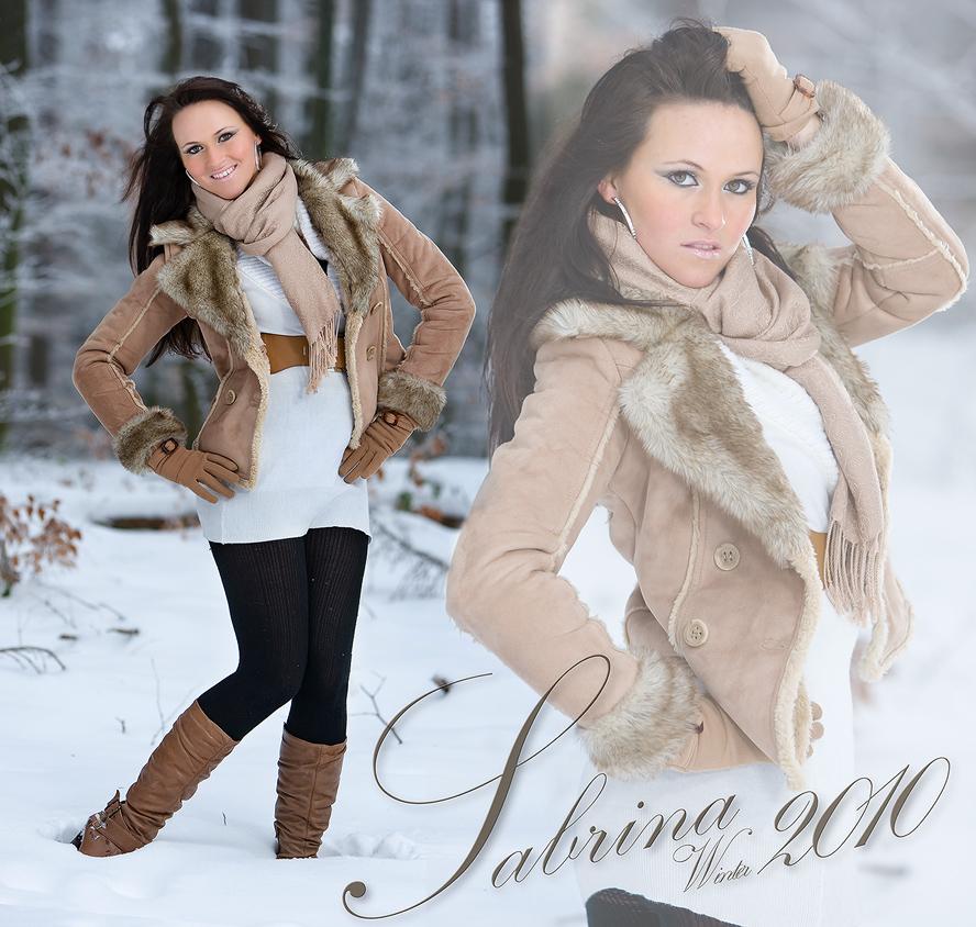 Sabrina - Wintershooting ~3~