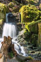 Sachsens größter Wasserfall