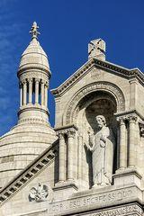 Sacre-Coeur - Detail