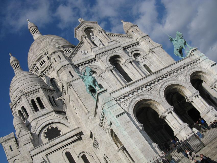 Sacré-Cœur de Montmartre (standard version)