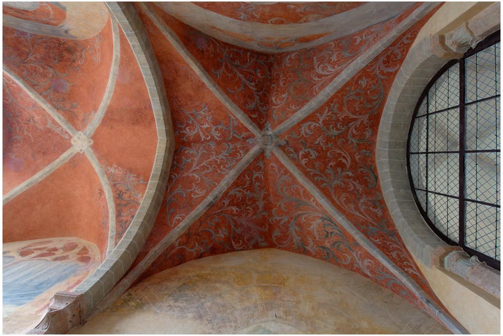 Sacristie de l'Abbatiale Saint-Pierre, Ferrières-en-Gâtinais