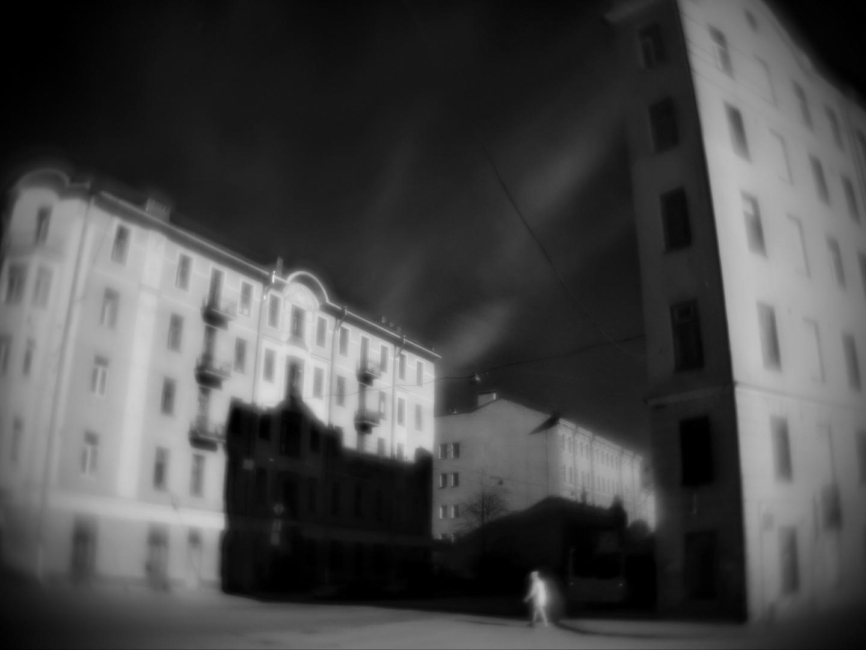 "Sadovaya street, house ""Wave"""