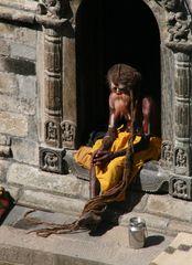 Sadu - Hinduistischer Asket