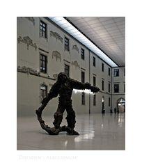 """Sächsische Impressionen """" Dresden - Albertinum """""""
