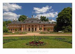 """Sächsische Impressionen """" Schloss Pillnitz...."""""""