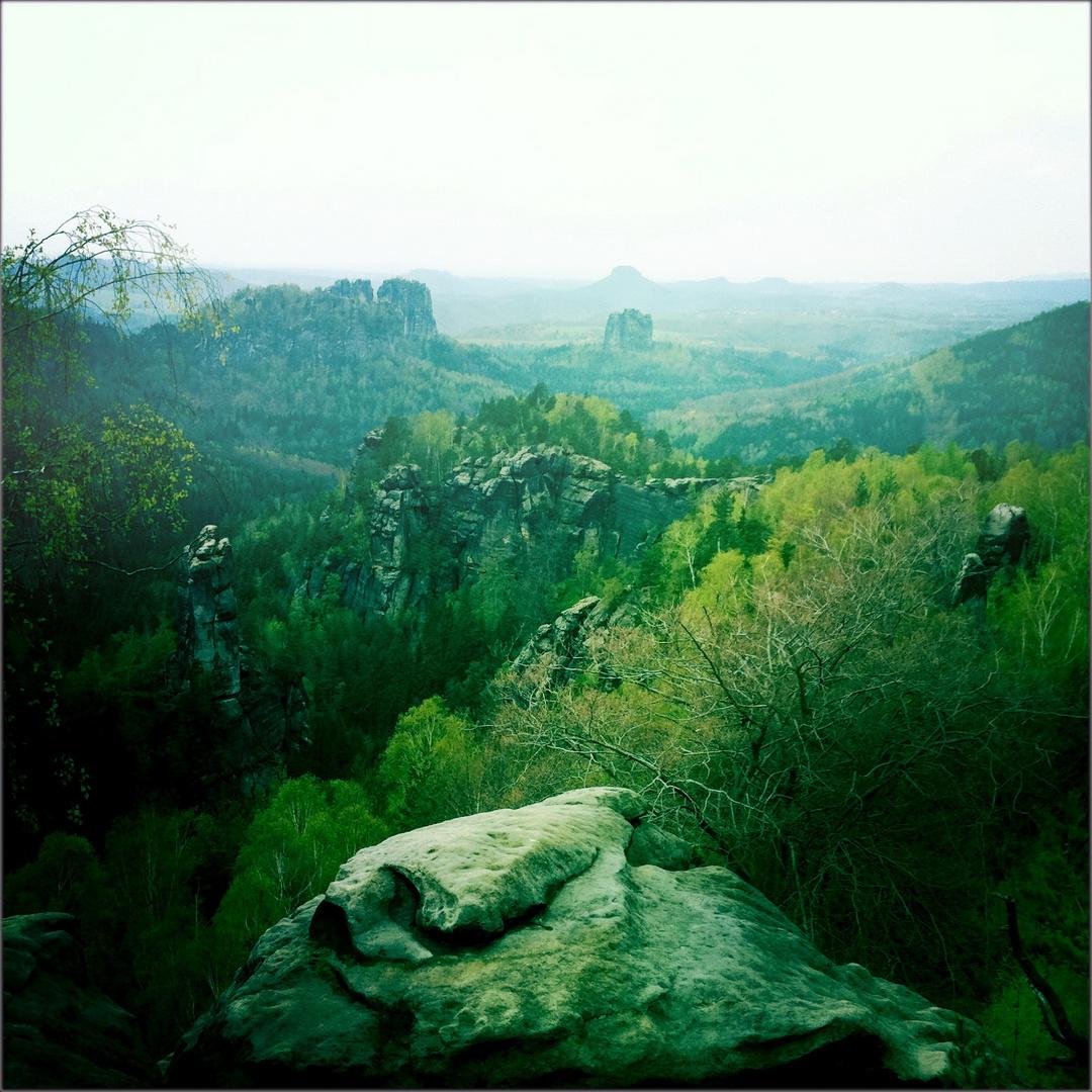 Sächsische Schweiz IPhone1